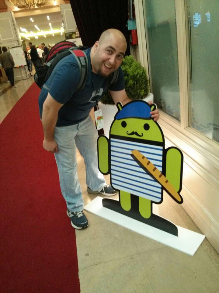 Gil Megidish DroidCon 2013