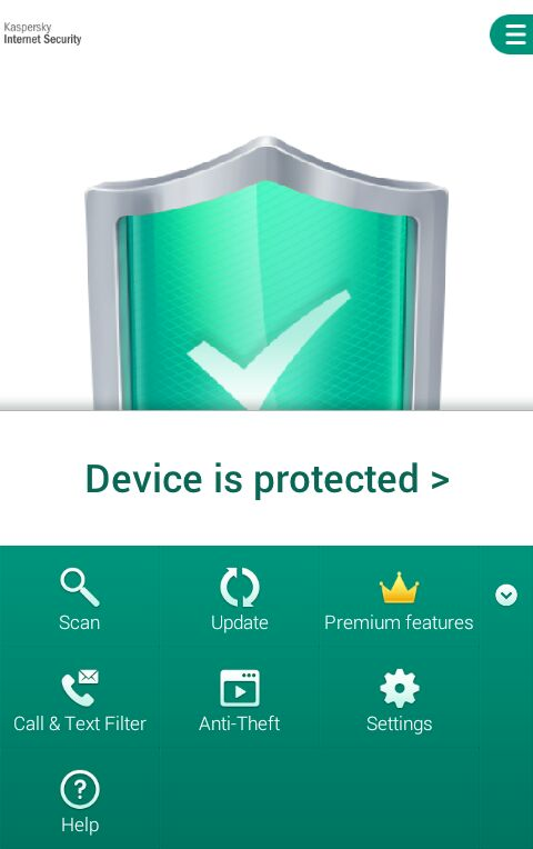 Kaspersky Antivirus Test by TestFairy